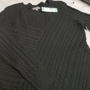Evolution by Cyrus sweater nwt